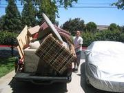 Junk removal fast and quick