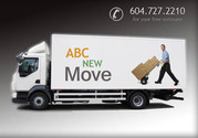 Reliable moving and storage service in Vancouver,  British Columbia.