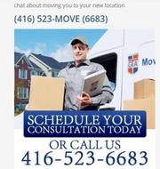 Easy GTA Moving for all of your moving needs!
