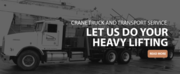 Crane Rental Services Victoria BC | Boom Truck Crane | Book Online